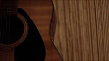 Wood & String